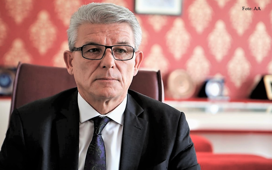 Džaferović: Vrijeme je da neke stvari kažemo, pristup SNSD-a vodi ka anarhiji