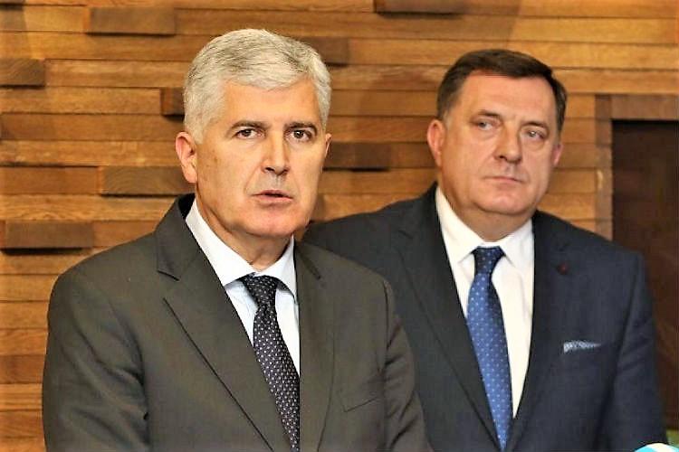 POZADINA DOGAĐAJU U MOSTARU: Dodik i Čović se udružili radi nastavka  razgradnje države | InfoRadar